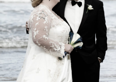 -Fun Wedding photography Seven Mile Beach Tasmania by Paul Redding Photographer Hobart
