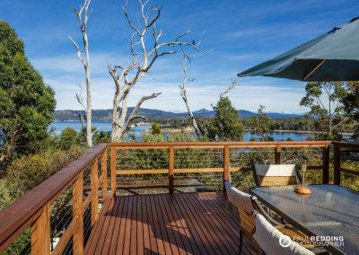 Holiday Accommodation photography by Paul Redding Photographer Huon Valley