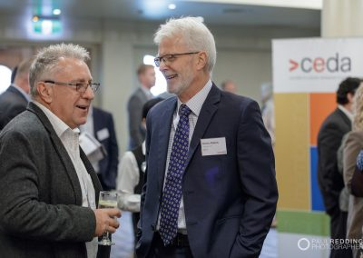 CEDA-Tasmania Economic and Political Overview 19-2-2018. Wrest Point Hobart