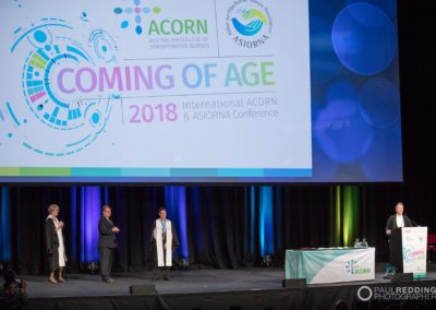 ACORN Conference 2018 - Adelaide Convention Centre 23-5-2018