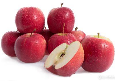 Organic apples - Hobart Food Photographer - Paul Redding