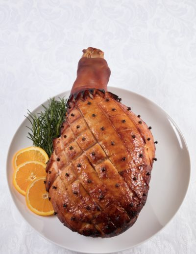 Christmas Products, Ham, Chicken