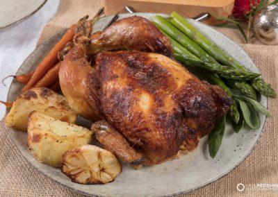 Roast Chicken-Hobart Food Photographer - Paul Redding