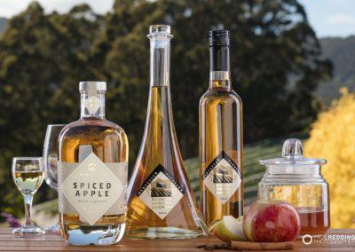 Vineyard produce - Hobart Food Photographer - Paul Redding
