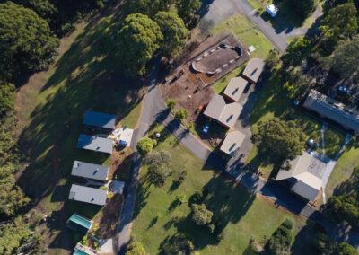 Drone photography Port Arthur