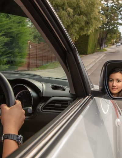 Driving school Photographer Hobart. Smooth Operator assignment