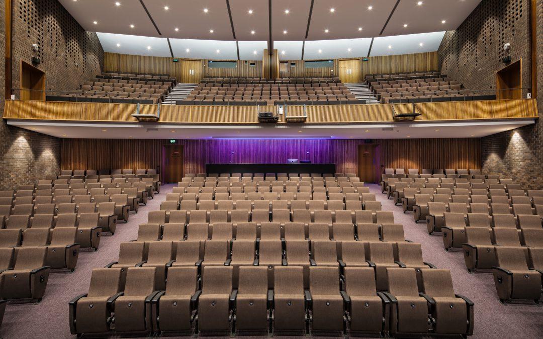 Haven Built – Hobart College Theatre Refurbishment 2020